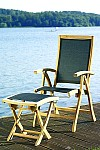 Ploss Teak Set Fairchild