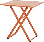 Diamond Garden Klapptisch Kingston Neon Orange